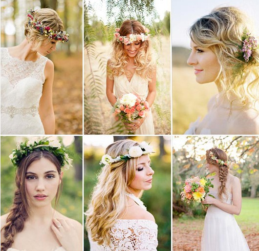 Brautschmuck haare blumen  Heiraten an der Algarve | Dream Weddings International