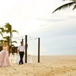 Atlantis Couple on the Beach fertig