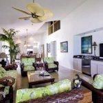 Baham Beach Club Wohnzimmer