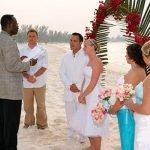 Beach Wedding bahama resort