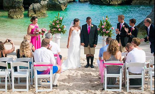 heiraten auf den Bermudas