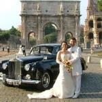 Colloseum Rolls Royce