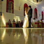 Gödöllö Tanz Brautpaar