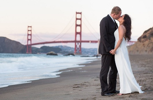 Golden Gate Couple