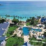 Hilton La Romana Land Luftbild