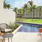 Hilton La Romana Swimm out Zugang