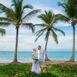 Hochzeit unter Palmen besser