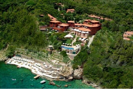 Hotel-Il-Pellicano luft