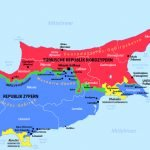 Karte Zypern neu