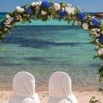 Olastu Hochzeitsbogen
