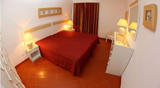 Prainha Village Apt. T1 Schlafzimmer