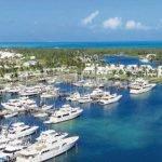 Treasure Cay Marina hafen