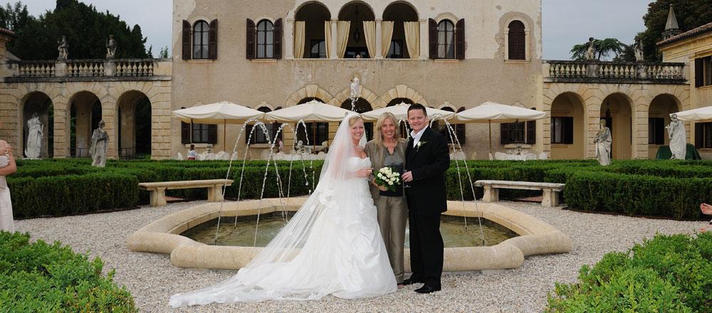 Villa Giona Braut