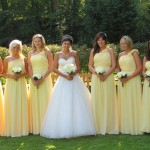 bridesmaids-yellow