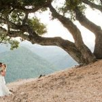 carmel wedding couple