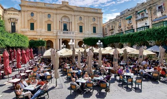 malta piazza