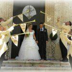 matrimonio chiesa trombe