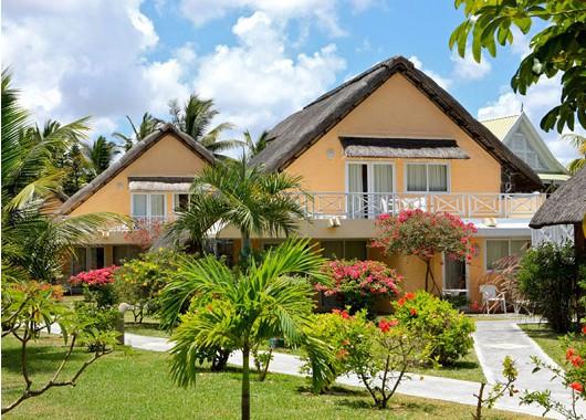 merville-beach hotel Bungalows