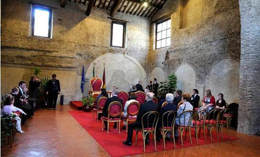heiraten in Rom