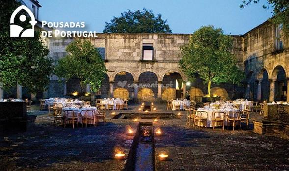 heiraten in einer Pousada in Portugal