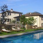 villa marta pool